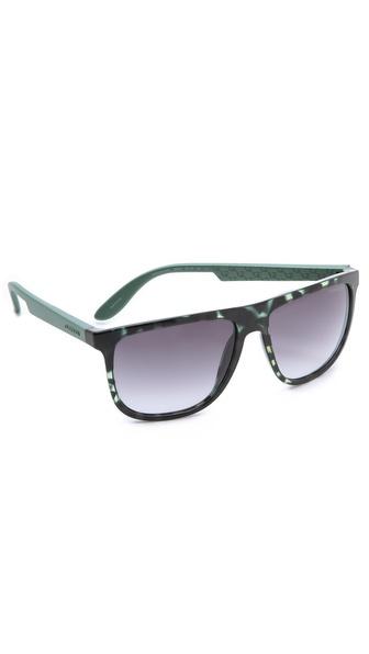 Carrera 5003 Sunglasses with Grey Gradient Lens