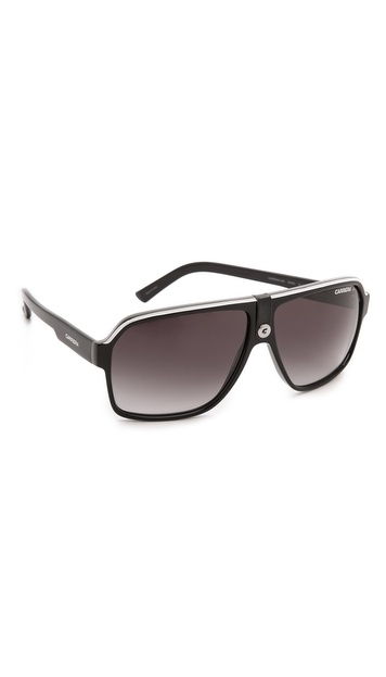 Carrera Square Aviator Sunglasses