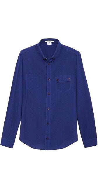 Carven Light Denim Sport Shirt