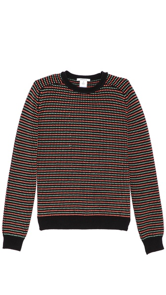 Carven Micro Pattern Sweater