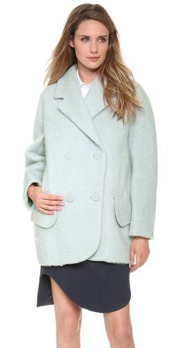 Carven Oversized Coat