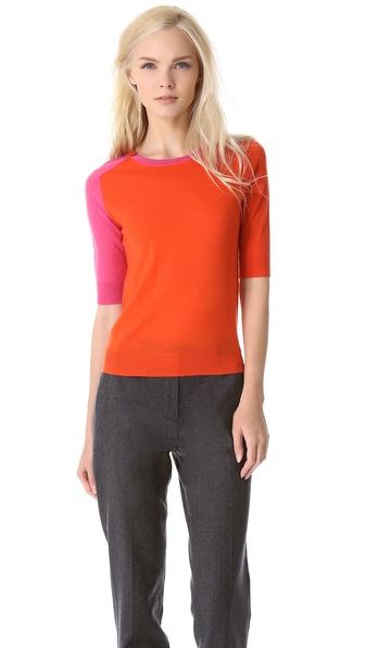 Carven Colorblock Sweater