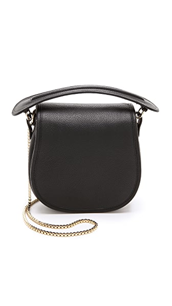 Carven Leather Handbag