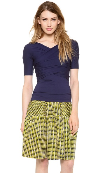 Carven Jersey Top