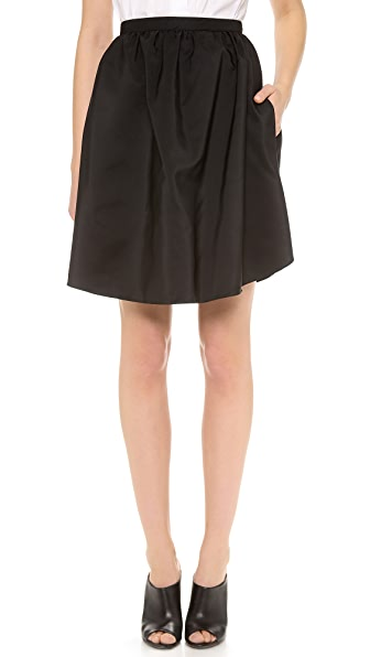 Carven Light Faille Skirt