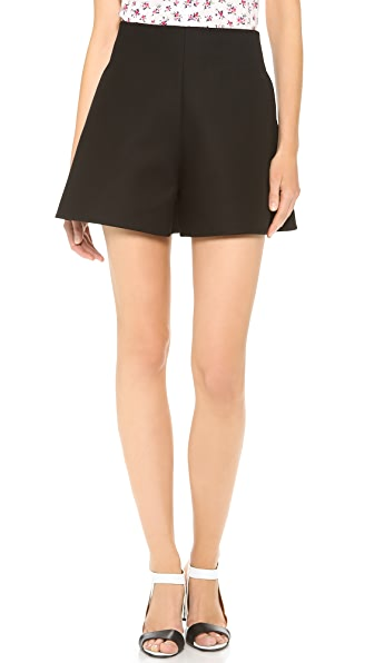 Carven Cotton Shorts