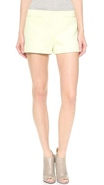 Carven Gabardine Shorts