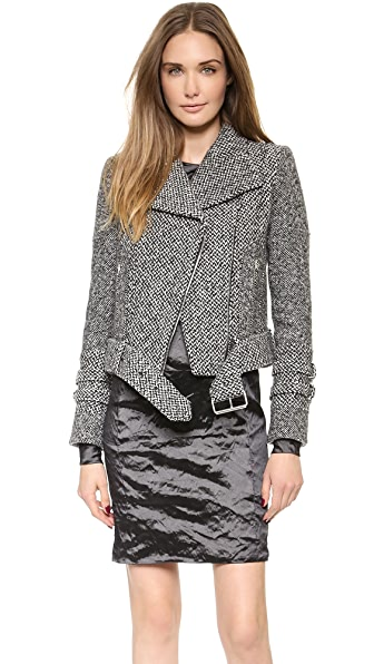 Carven Tweed Jacket