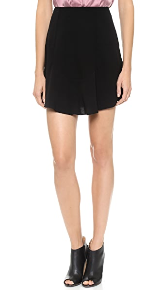Carven Uneven Skirt