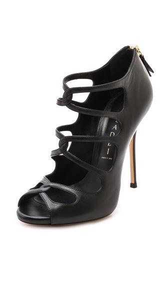 Casadei Strappy Heeled Sandals