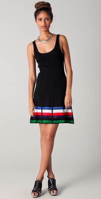 Catherine Malandrino Sleeveless Tank Dress