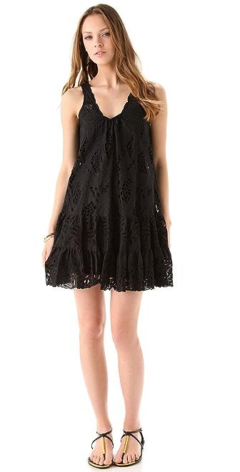 Catherine Malandrino Lace Tank Dress