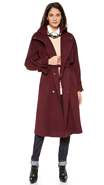 Catherine Malandrino Alora Trench Coat