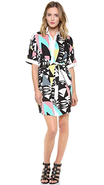 Catherine Malandrino Constance Shirtdress