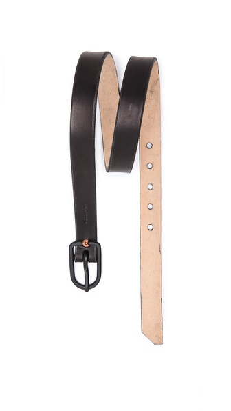 Cause and Effect Leather Belt