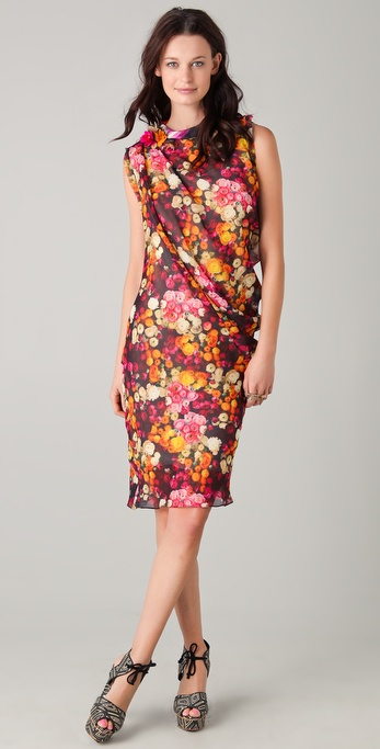 Chris Benz Sleeveless Ricky Dress