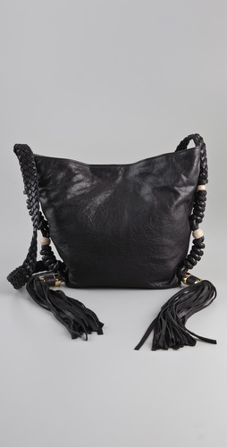 CC SKYE Malibu Canyon Braided Cross Body Bag