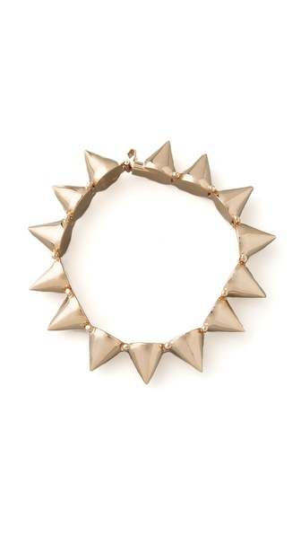 CC SKYE Mercy Gold Spike Bracelet