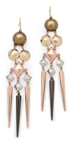 CC SKYE Starbar Earrings | SHOPBOP