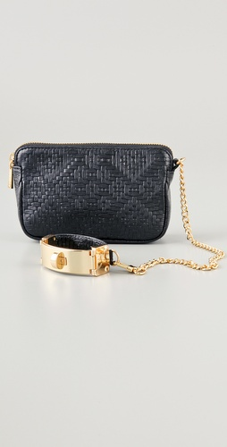 CC SKYE Victoria Wristlet Clutch