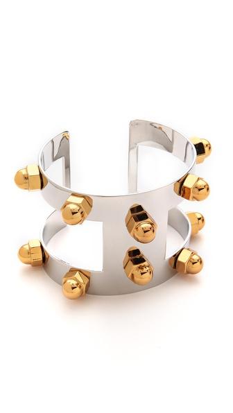 CC SKYE Venice Bolt Cuff Bracelet