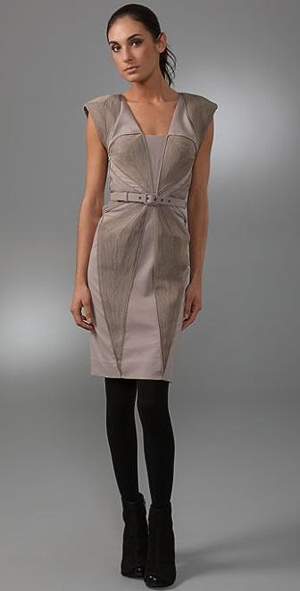 Catherine Deane Ikram Short Dress