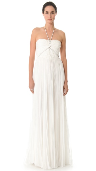 Catherine Deane Nina Long Gown