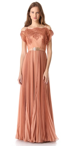 Catherine Deane Peony Gown