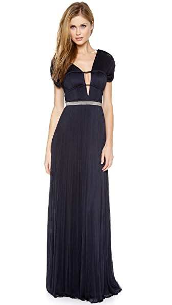 Catherine Deane Robbin Gown