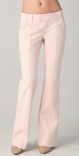 10 Crosby Derek Lam Boot Leg Pants