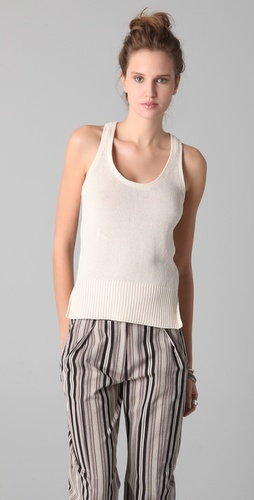 10 Crosby Derek Lam Knit Tank