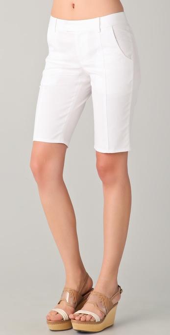 10 Crosby Derek Lam Skinny Walking Shorts
