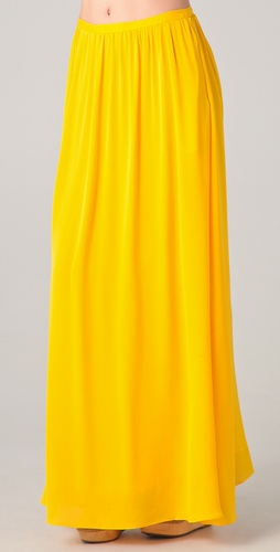 10 Crosby Derek Lam Maxi Skirt