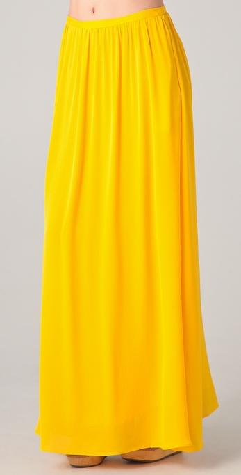 Derek Lam 10 Crosby Maxi Skirt