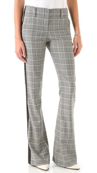 10 Crosby Derek Lam Houndstooth Tuxedo Pants