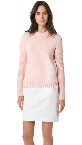 10 Crosby Derek Lam Chunky Cotton Sweater
