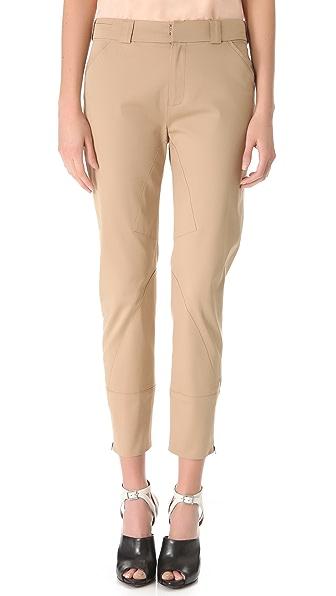 Derek Lam 10 Crosby Slouchy Trousers
