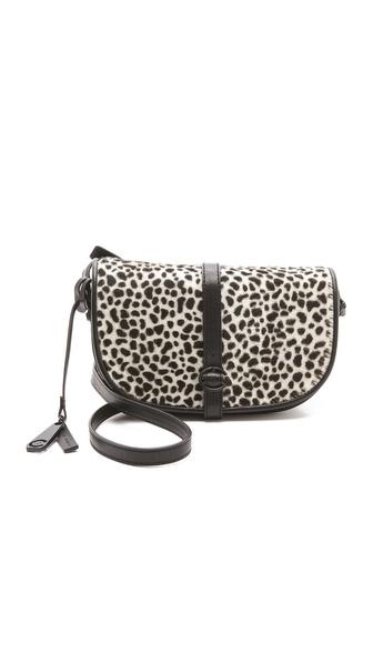 10 Crosby Derek Lam Leopard Lola Haircalf Bag