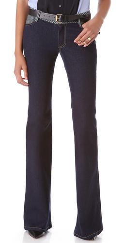 10 Crosby Derek Lam Flare Jeans