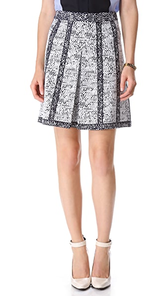 Derek Lam 10 Crosby Inverted Pleat Skirt