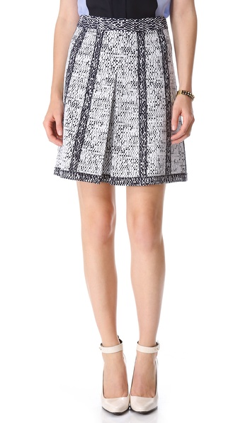 10 Crosby Derek Lam Inverted Pleat Skirt