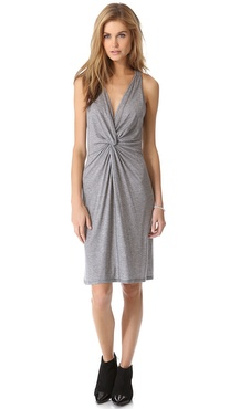 10 Crosby Derek Lam Sleeveless Twist Dress