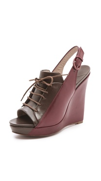 10 Crosby Derek Lam Gi Bicolor Wedges