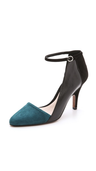10 Crosby Derek Lam Val Asymmetrical Pumps