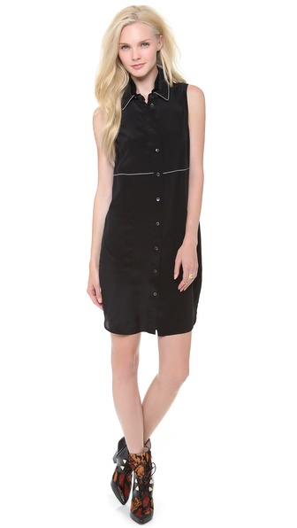 10 Crosby Derek Lam Sleeveless Tunic / Dress