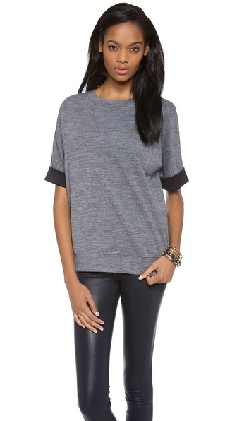 10 Crosby Derek Lam Oversized Top