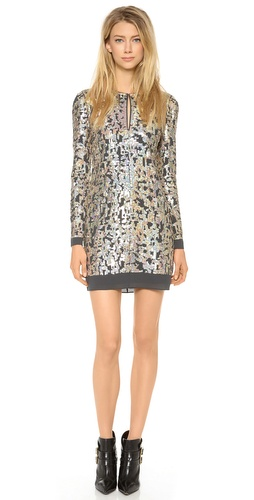 10 Crosby Derek Lam Sequin Dress
