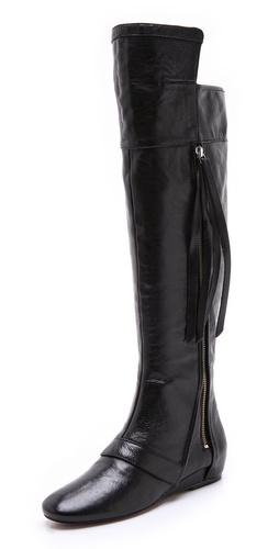 10 Crosby Derek Lam Loden Cuff Tall Boots - Shopbop