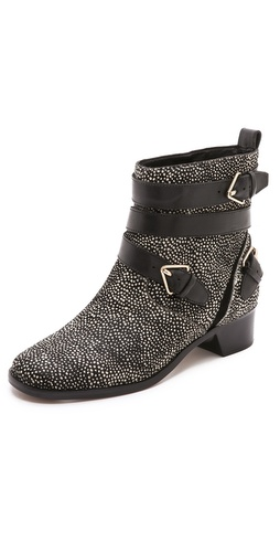 10 Crosby Derek Lam Coleen Haircalf Booties - Shopbop