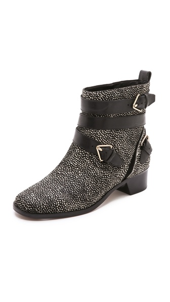 10 Crosby Derek Lam Coleen Haircalf Booties